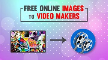 online images to video makers