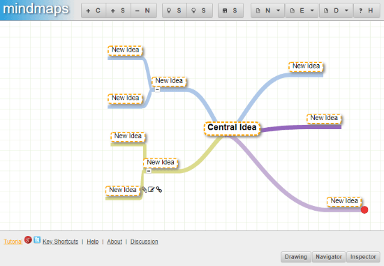 5 Online Concept Map Maker Websites Free