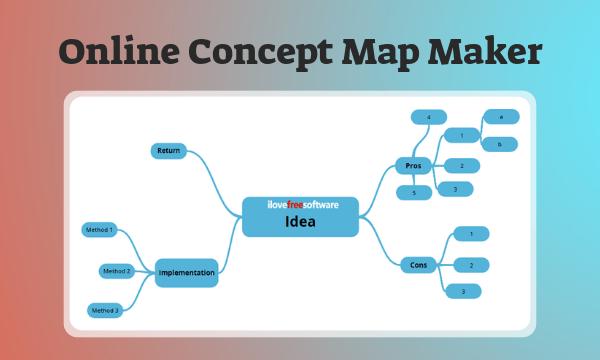 Free Concept Map Maker 5 Online Concept Map Maker Websites Free