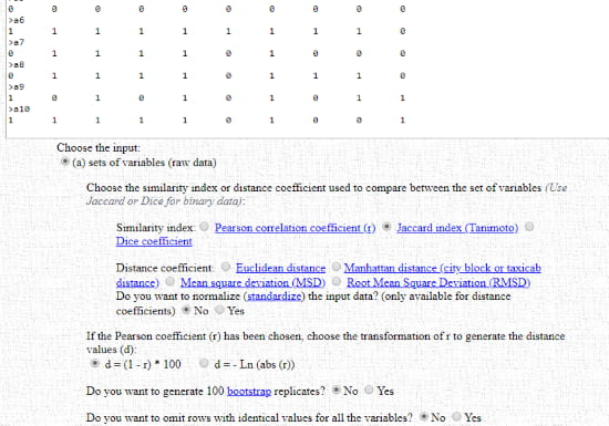 make dendrogram online free
