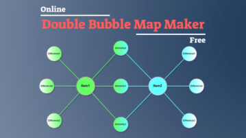 4 Online Double Bubble Map Maker Websites Free