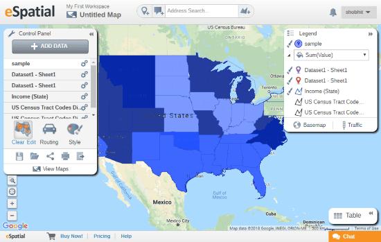 generate heat map online free