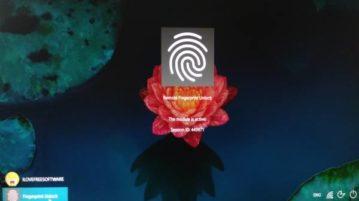 unlock your windows 10 pc using fingerprint