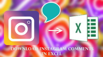 Download Instagram Comments in Excel