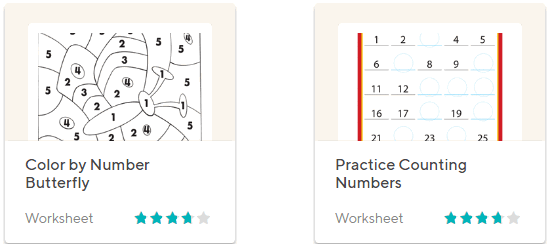 Education.com Math worksheet