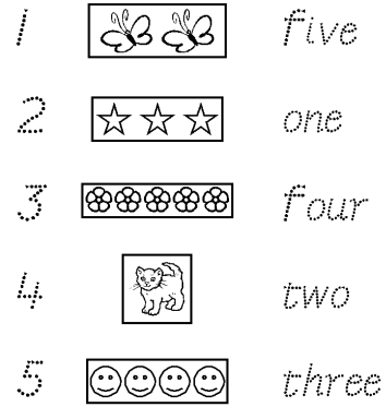 KidZone Math worksheet