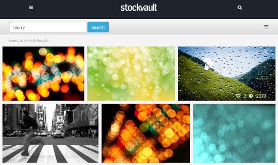stockvault interface