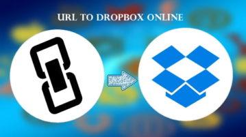 URL to Dropbox Online Free