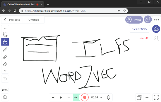 Whiteboard by ExplainEverthing