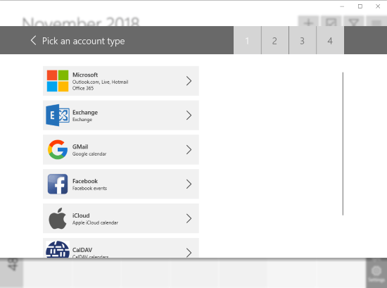all in one calendar app for Windows 10