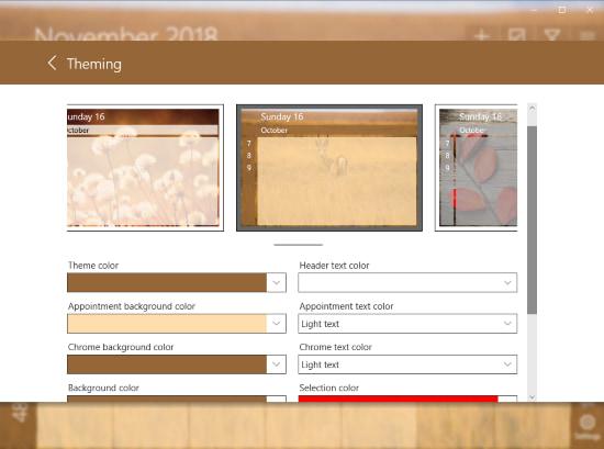 free Windows 10 calendar app with Facebook Calendar
