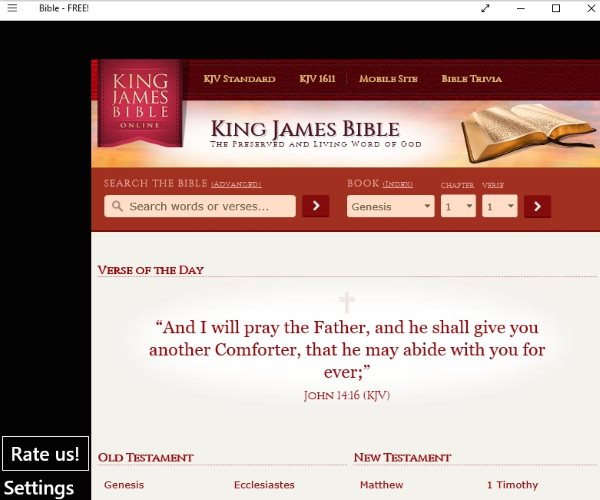 5 Free Windows 10 Bible Apps to Read and Listen to Bible