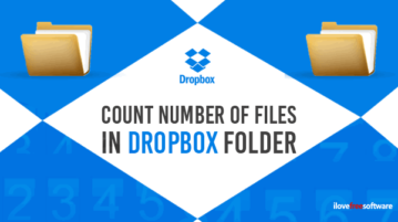 count number of files in dropbox folder