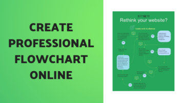 Create Professional Flowchart Online, Get Embed Code
