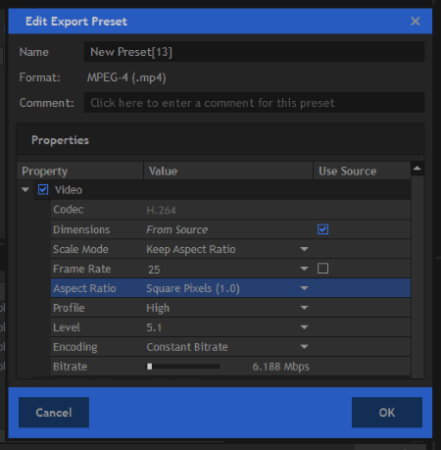 free 4k video editor software