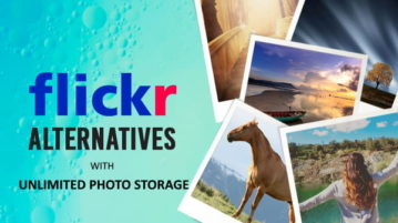 8 Alternatives To Flickr With Free Unlimited Photo Storage