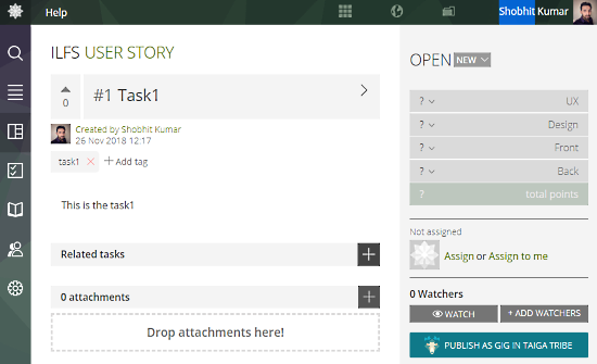 open source task manager tool online