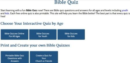 photo regarding Printable Bible Quiz identify 5 Absolutely free On-line Bible Quizzes in direction of Consider your Practical experience of the Bible