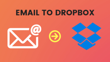 send files to Dropbox via email with these free services