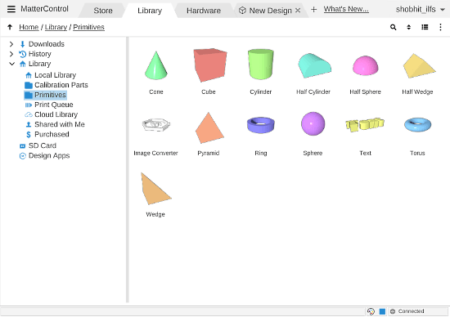 free 3d modelling software for 3d printers