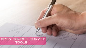 5 Free Open Source Survey Tools to Conduct Surveys Online