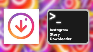 Command Line Instagram Story Downloader