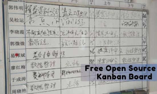 Free Open Source Kanban Boards for Organizing Tasks