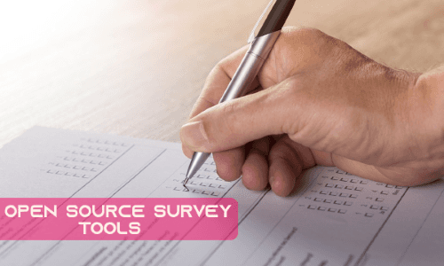 Free Open Source Survey Tools to Conduct Surveys Online