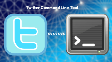 Free Twitter command line tool