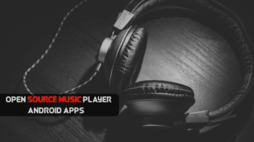 Open Source Music Player Android Apps
