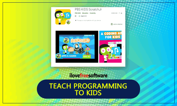 PBS Kids ScratchJr: Learn Programming for Kids with