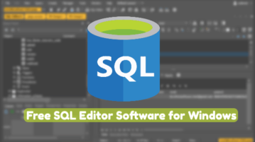 SQL Editor with ER Design, Query Converter, Bookmarks