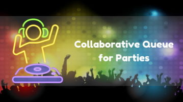 How To Make Collaborative Queue for Party