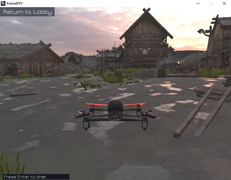 drone simulator software free