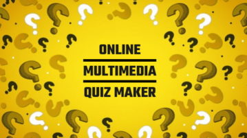 4 Online Quiz Maker with Pictures, Videos