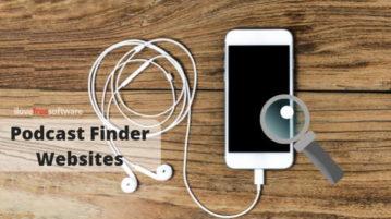 5 Free Podcast Finder Websites