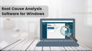 Free Root Cause Analysis Software For Windows