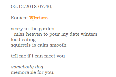 runokone.com poem generator