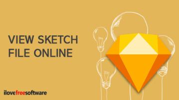 view sketch files online