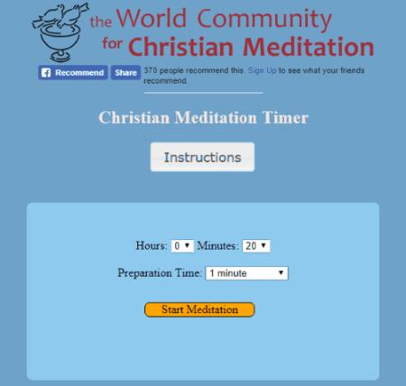 5 Online Meditation Timer Free Websites