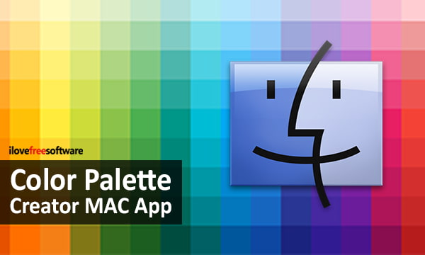 color palette creator for mac