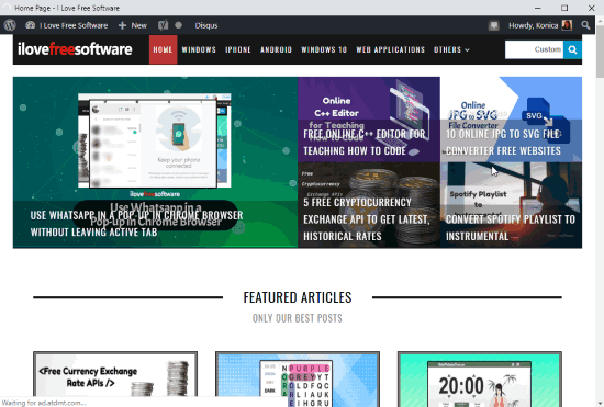 Open Chrome in Borderless Mode without any Extension