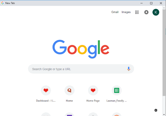 Open current tab as pop-up