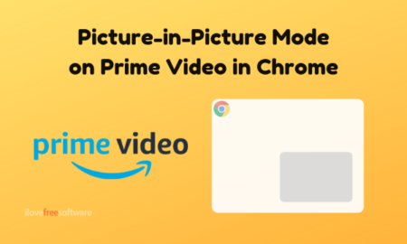 How To Use Picture-in-Picture Mode on Amazon Prime Videos in Chrome