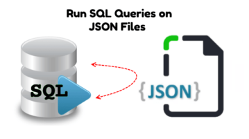 Run SQL Queries on JSON Files