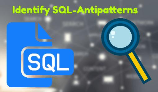 SQL Antipatterns Identifier Command Line Tool Sqlcheck