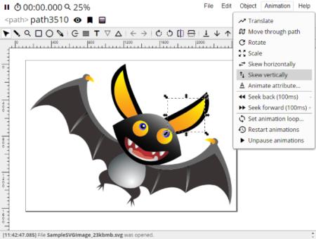 4 Online SVG Animator Websites Free