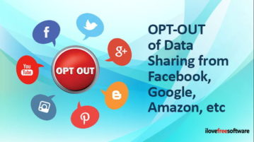 opt out of data sharing