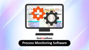 process monitoring software