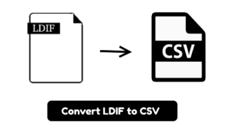 2 Free LDIF to CSV Converter Software for Windows